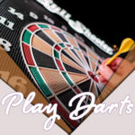 Play darts icon