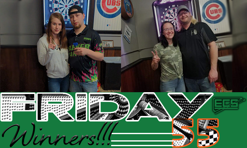 friday55 week 2 winners